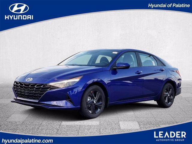 2022 Hyundai Elantra SEL for sale in PALATINE, IL