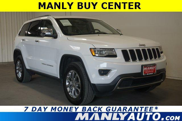 2016 Jeep Grand Cherokee Limited for sale in SANTA ROSA, CA