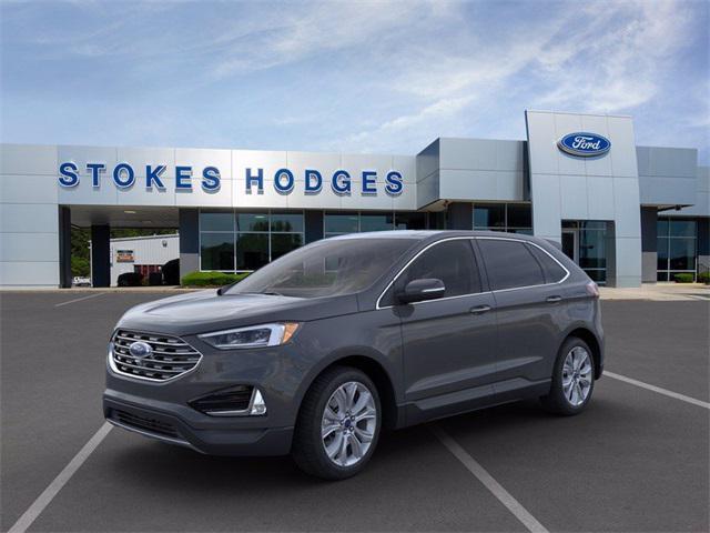 2021 Ford Edge Titanium for sale in Graniteville, SC