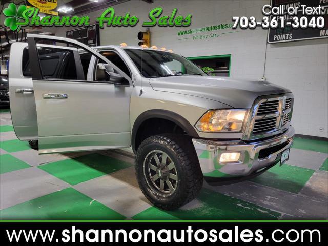 2012 Ram 2500 Big Horn for sale in Manassas, VA