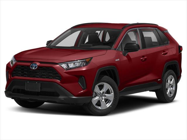 2021 Toyota RAV4 Hybrid LE for sale in Arlington, VA