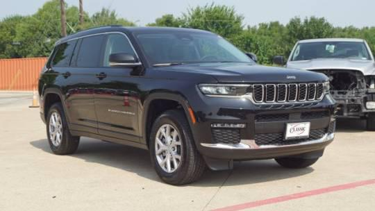 2021 Jeep Grand Cherokee Limited for sale in Denton, TX