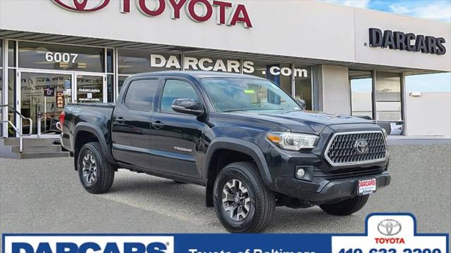 2018 Toyota Tacoma TRD Sport for sale in Silver Spring, MD