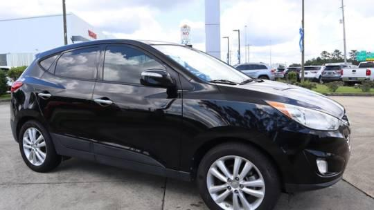 2012 Hyundai Tucson Limited for sale in D'Iberville, MS