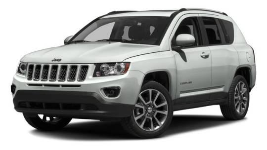 2016 Jeep Compass Latitude for sale in Jacksonville, FL