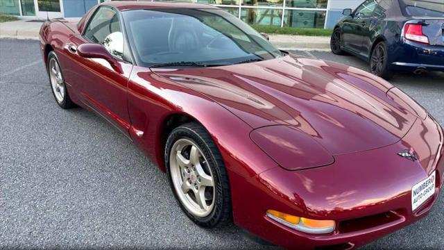 1999 Chevrolet Corvette 2dr Hardtop for sale in Chantilly, VA