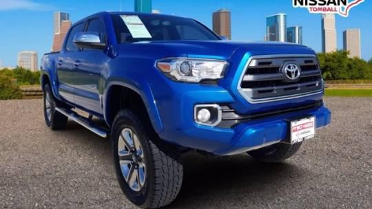 2016 Toyota Tacoma Limited for sale in Tomball, TX