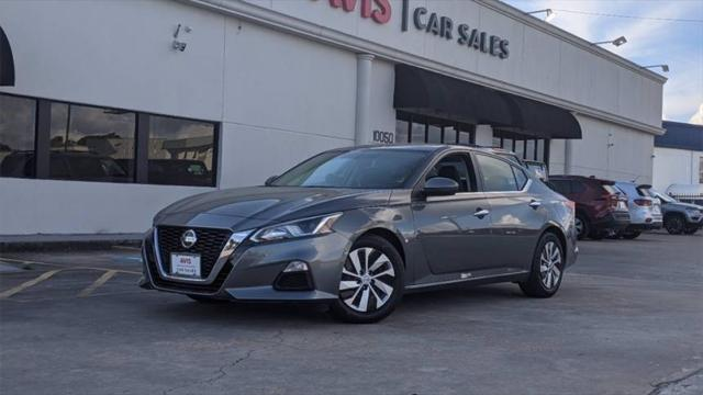 2020 Nissan Altima 2.5 S for sale in Houston, TX