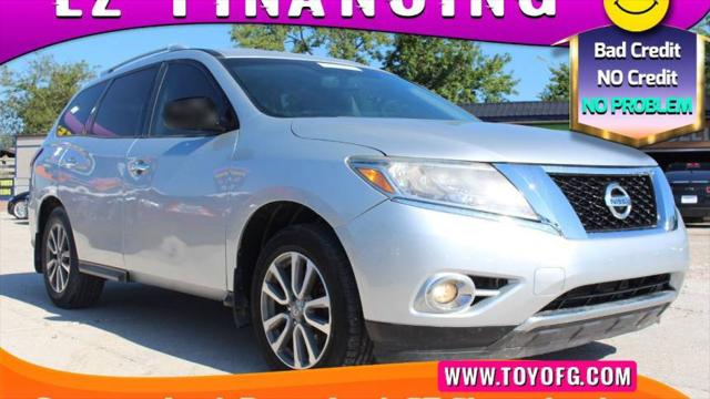 2015 Nissan Pathfinder SV for sale in Cypress, TX