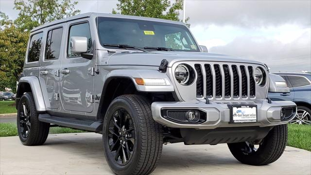 2021 Jeep Wrangler Unlimited Sahara High Altitude for sale in Dulles, VA