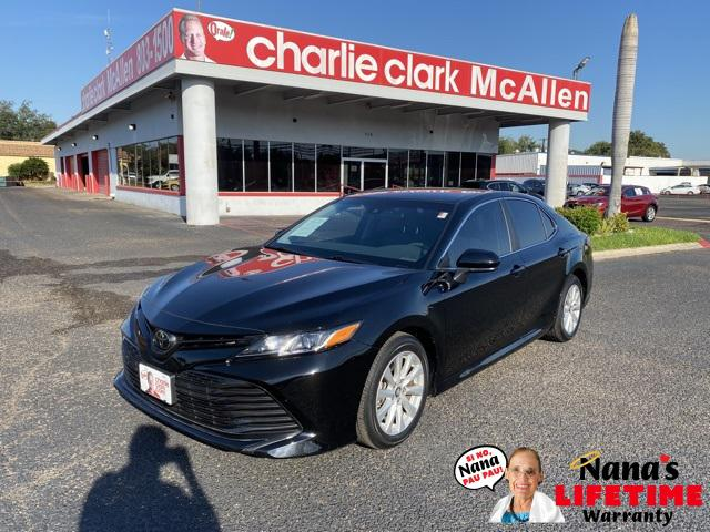 2018 Toyota Camry L for sale in Harlingen, TX