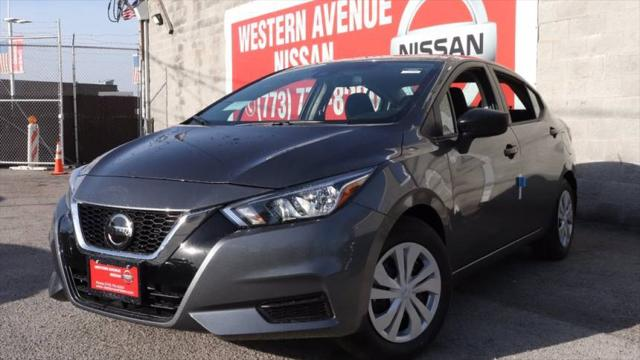 2021 Nissan Versa S for sale in Chicago, IL
