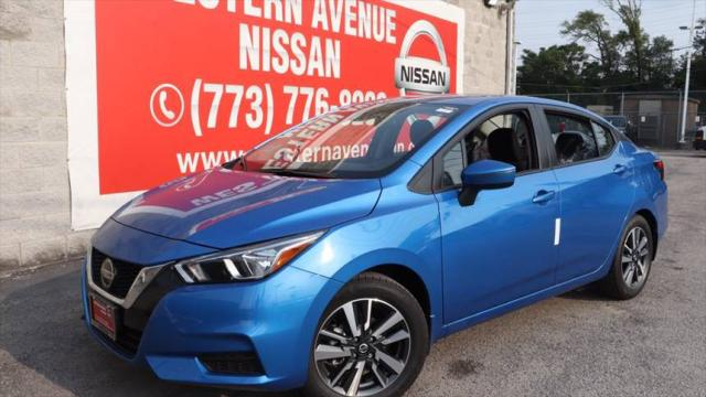 2021 Nissan Versa SV for sale in Chicago, IL