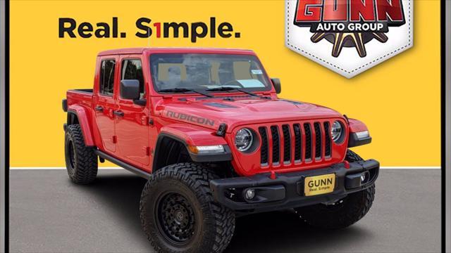 2020 Jeep Gladiator Rubicon for sale in Selma, TX