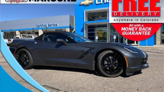 2017 Chevrolet Corvette 2LT for sale in Colorado Springs, CO