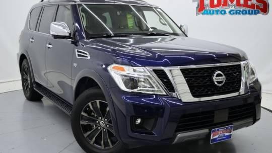 2019 Nissan Armada Platinum for sale in McKinney, TX