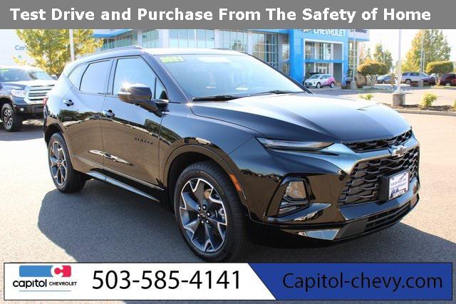 2021 Chevrolet Blazer RS for sale in Salem, OR