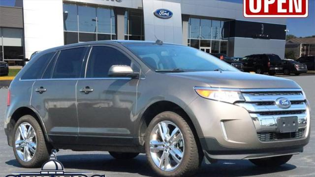 2014 Ford Edge Limited for sale in Montgomery, AL