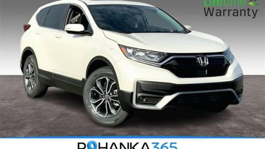 2021 Honda CR-V EX for sale in Capitol Heights, MD