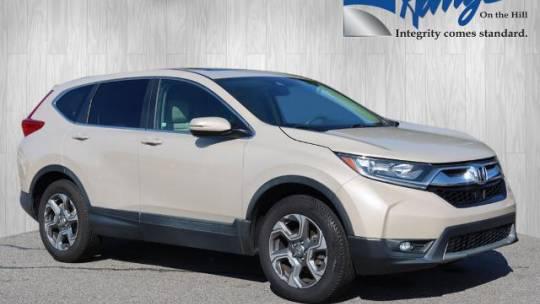 2018 Honda CR-V EX for sale in Asheville, NC