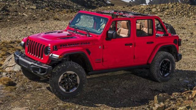 2021 Jeep Wrangler Unlimited Rubicon for sale in Oak Lawn, IL