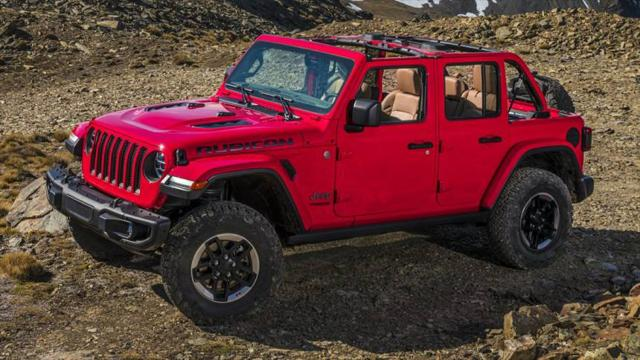 2021 Jeep Wrangler Unlimited Rubicon for sale in Brooklyn, NY