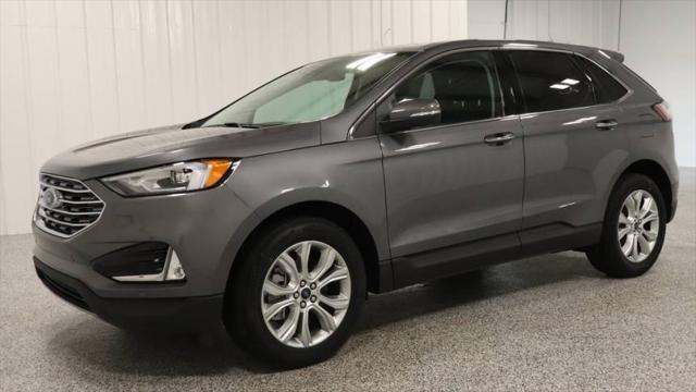 2021 Ford Edge Titanium for sale in Hicksville, OH