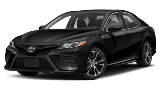 2020 Toyota Camry SE for sale in Houston, TX