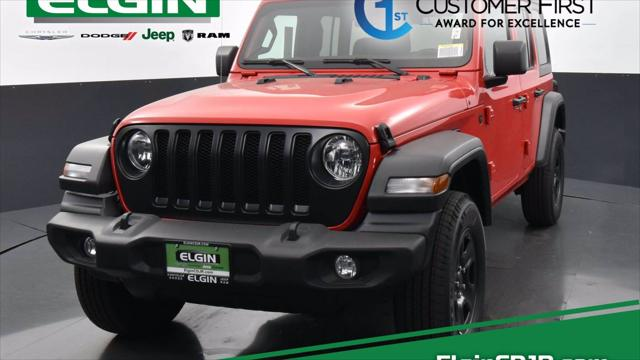 2021 Jeep Wrangler Unlimited Sport for sale in Streamwood, IL