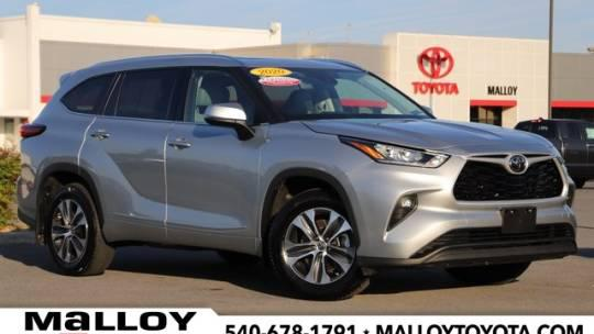 2020 Toyota Highlander XLE for sale in Winchester, VA
