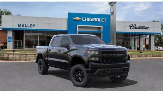 2021 Chevrolet Silverado 1500 Custom Trail Boss for sale in Winchester, VA