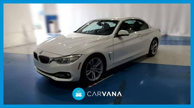 2016 BMW 4 Series 428i for sale in Blue Mound, TX