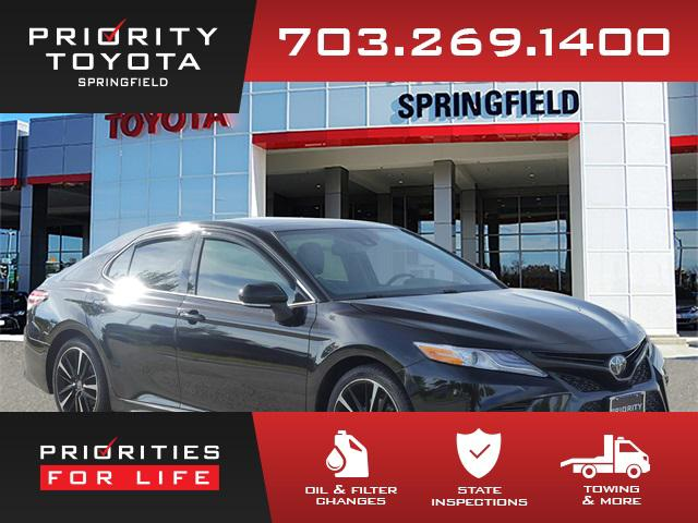 2020 Toyota Camry XSE for sale in Springfield, VA