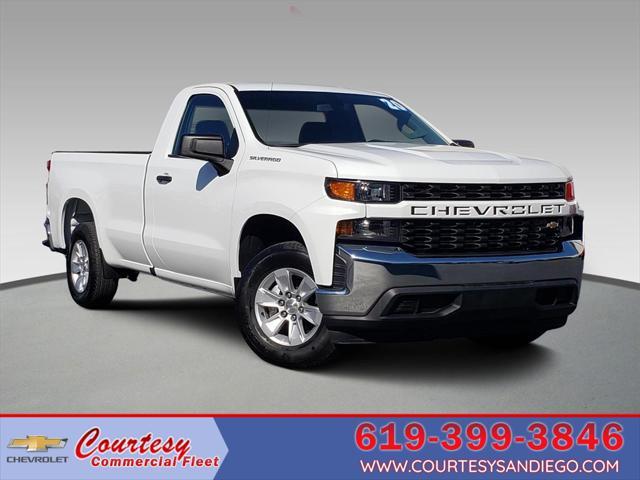 2020 Chevrolet Silverado 1500 Work Truck for sale in San Diego, CA