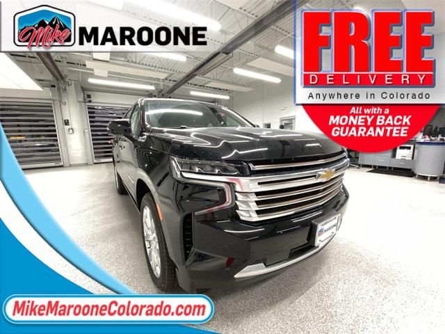 2021 Chevrolet Suburban High Country for sale in Colorado Springs, CO