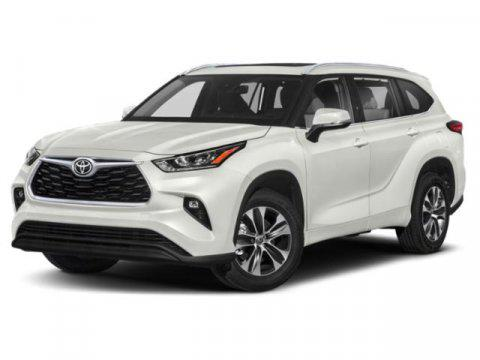 2021 Toyota Highlander XLE for sale in Hurst, TX