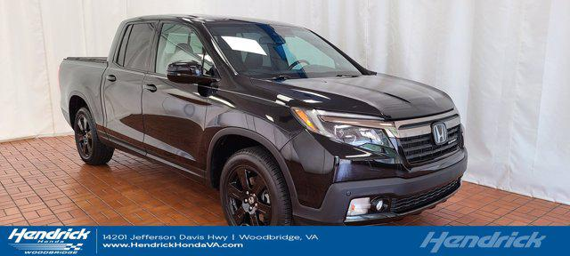 2019 Honda Ridgeline Black Edition for sale in Woodbridge, VA