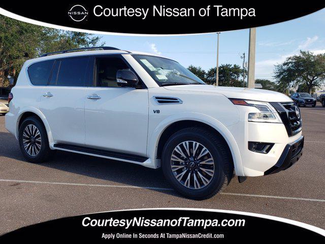 2022 Nissan Armada SL for sale in Tampa, FL