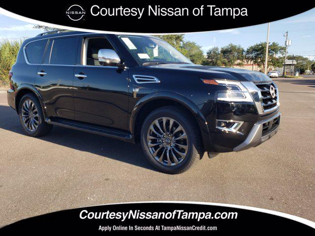 2022 Nissan Armada Platinum for sale in Tampa, FL