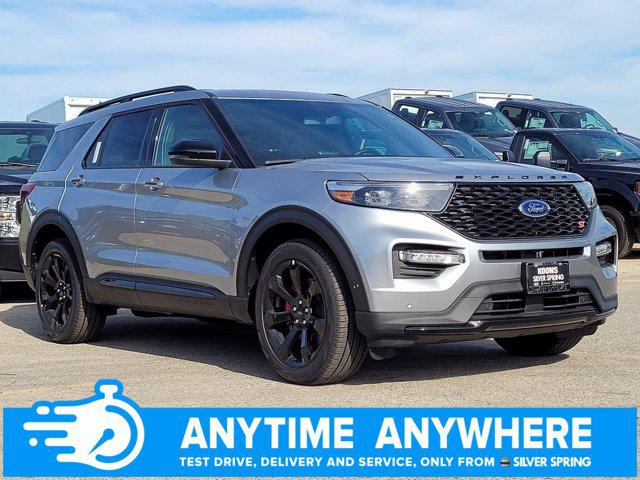 2021 Ford Explorer ST for sale in Silver Spring, MD