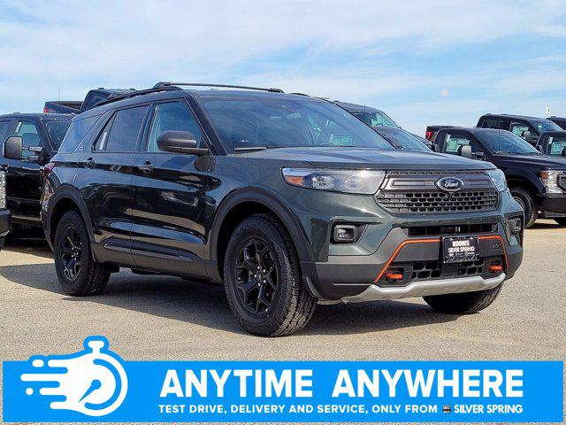2021 Ford Explorer Timberline for sale in Silver Spring, MD
