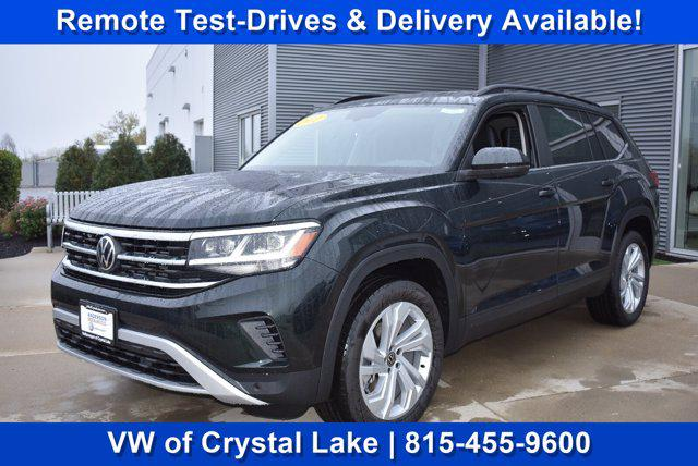 2022 Volkswagen Atlas 3.6L V6 SE w/Technology for sale in Crystal Lake, IL
