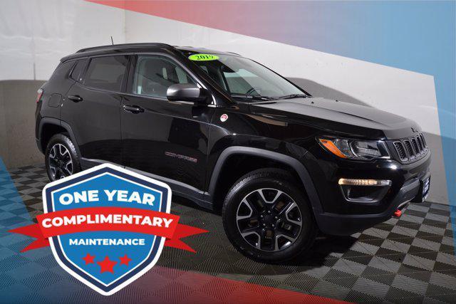 2019 Jeep Compass Trailhawk for sale in Tukwila, WA