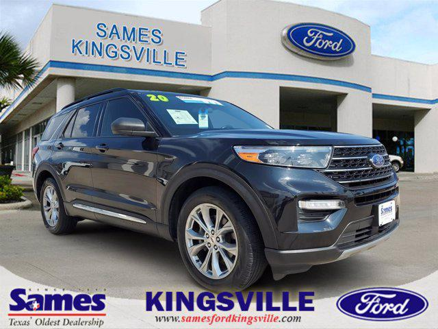 2020 Ford Explorer XLT for sale in Kingsville, TX