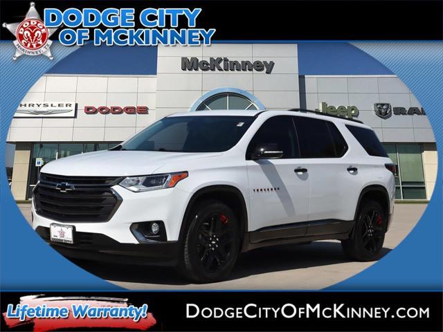 2019 Chevrolet Traverse Premier for sale in McKinney, TX