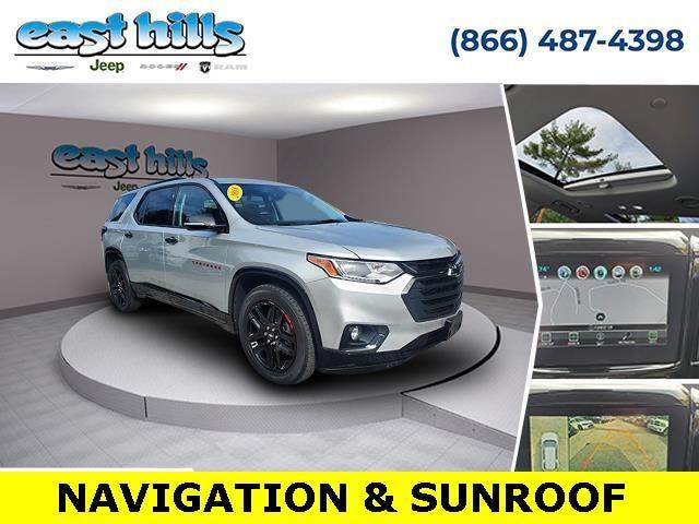 2018 Chevrolet Traverse Premier for sale in Greenvale, NY