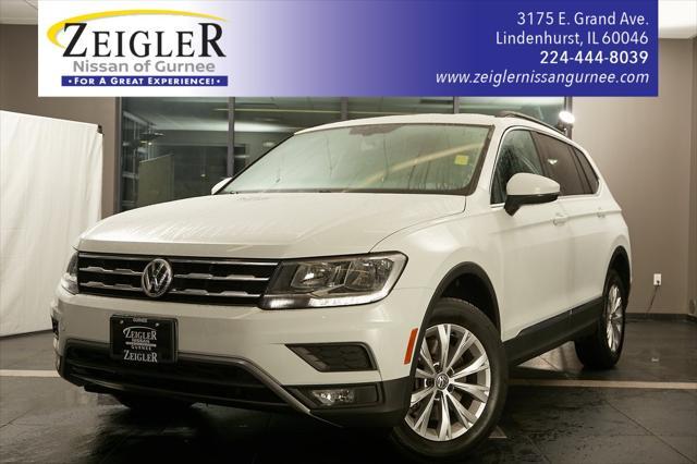 2018 Volkswagen Tiguan SEL/SE for sale in Schaumburg, IL