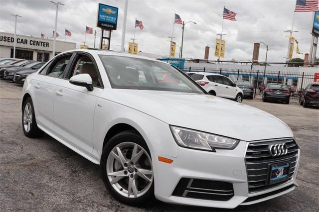 2018 Audi A4 Premium/Tech Premium for sale in Chicago, IL