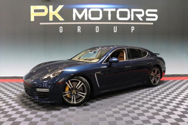 2014 Porsche Panamera Turbo for sale in Salt Lake City, UT