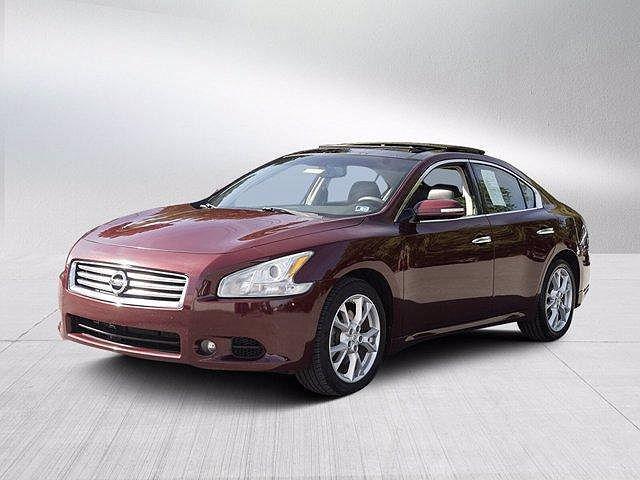 2013 Nissan Maxima 3.5 SV w/Premium Pkg for sale in Waynesboro, PA